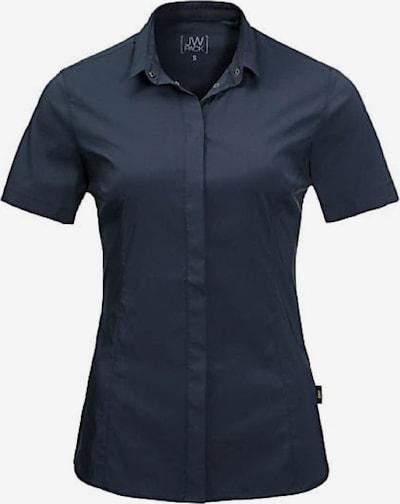 JACK WOLFSKIN Shirt in blau, Produktansicht