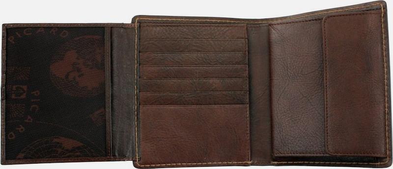 Picard Toscana Geldbörse Leder 11 cm