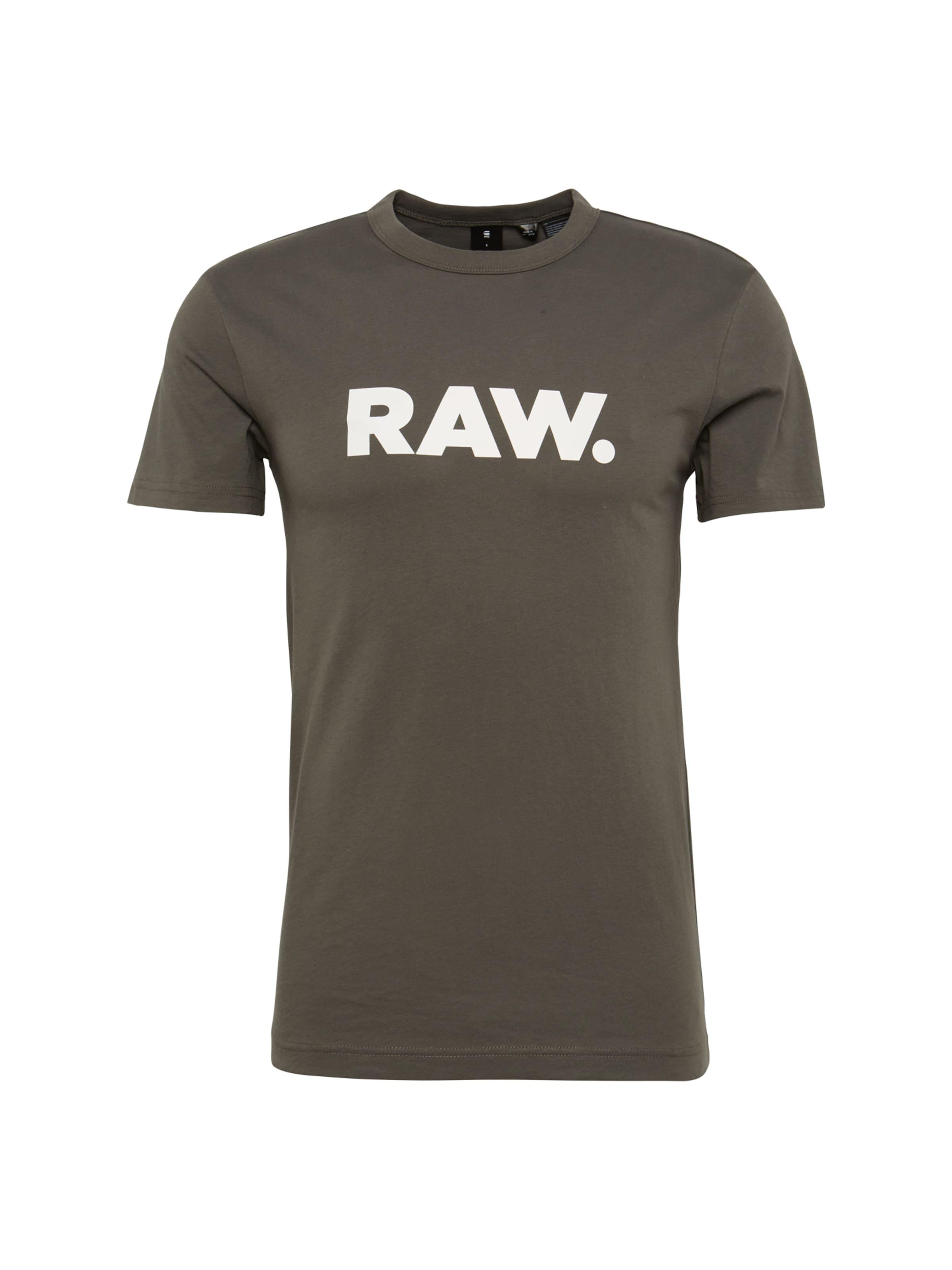 In T S 'holorn OlivWeiß star Raw G T s' R shirt CxerodB
