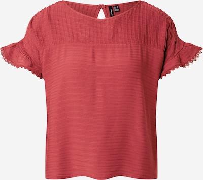 VERO MODA Koszulka w kolorze czerwonym: Widok z przodu