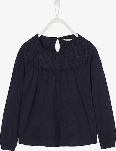 VERTBAUDET Shirt in nachtblau, Produktansicht