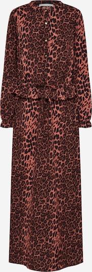 Sofie Schnoor Kleid 'Maggie' in rostrot / schwarz, Produktansicht
