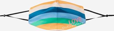 DELICATELOVE Stoffmaske 'RAINBOW' in mischfarben, Produktansicht
