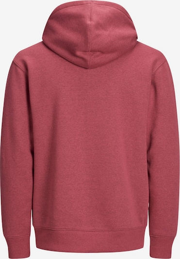 JACK & JONES Sweatshirt in Wijnrood qETD119w