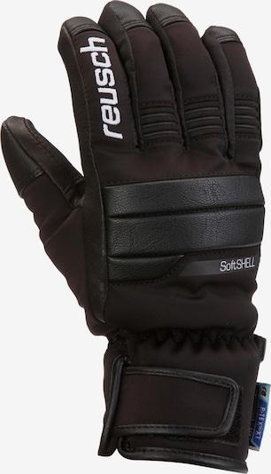 REUSCH Skihandschuhe 'Arise' in schwarz, Produktansicht