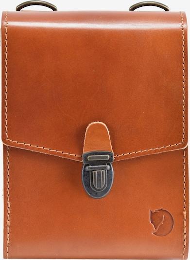 Fjällräven Sarek Bino Bag Gürteltasche 14 cm in cognac, Produktansicht