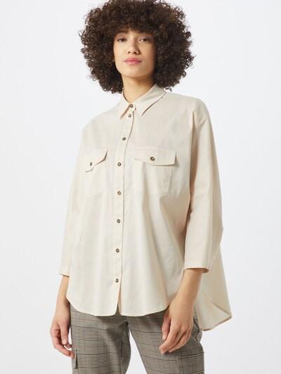 CINQUE Bluse 'CIPRETORIA' in beige, Modelansicht