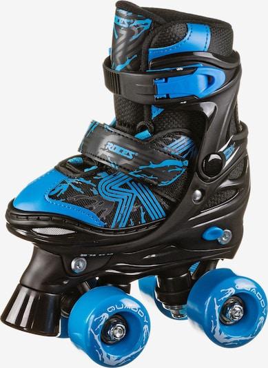 ROCES Rollschuhe 'Quaddy Boy 3.0' in blau / schwarz, Produktansicht