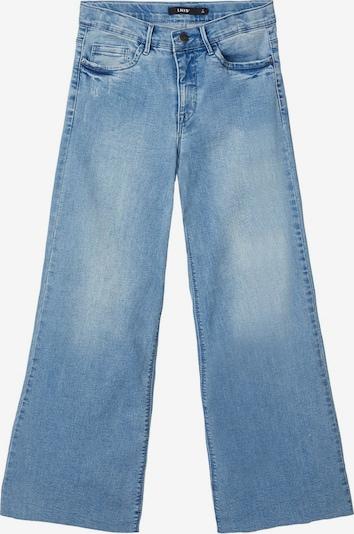 NAME IT Weite Jeans in blau, Produktansicht