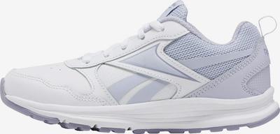 REEBOK Sportschuhe in rauchblau / weiß, Produktansicht