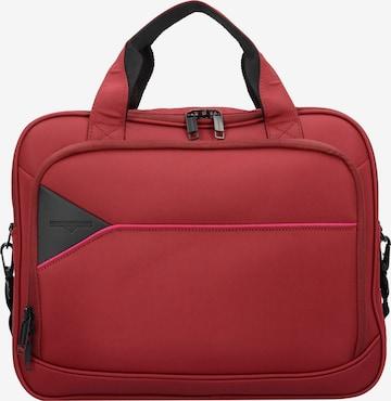 Hardware Boardtasche in Rot
