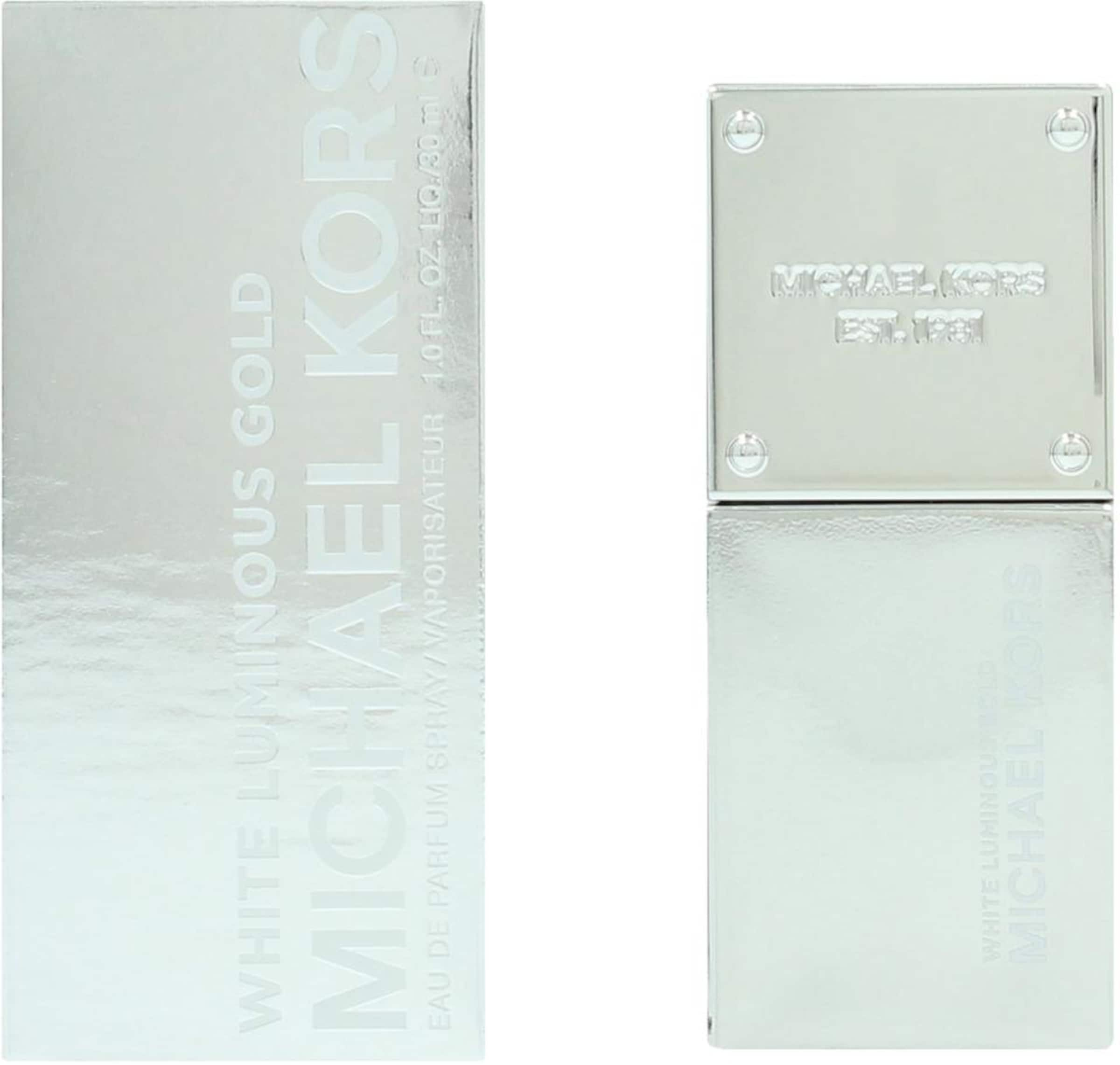 Nett Michael Kors 'White Luminous Gold' Eau de Parfum Brandneues Unisex Günstiger Preis mxhzPu3N