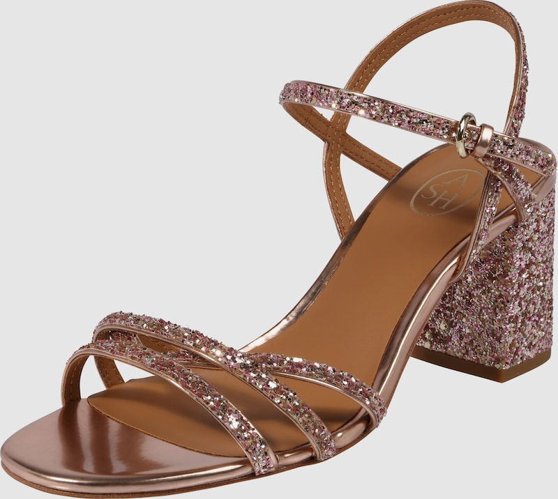 Ash Sandal Sparkle With Strappy