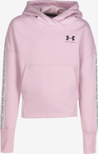 UNDER ARMOUR Hoodie in rosa, Produktansicht