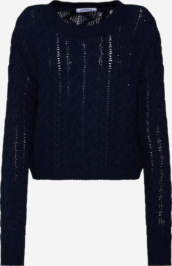 GLAMOROUS Pullover in blau, Produktansicht