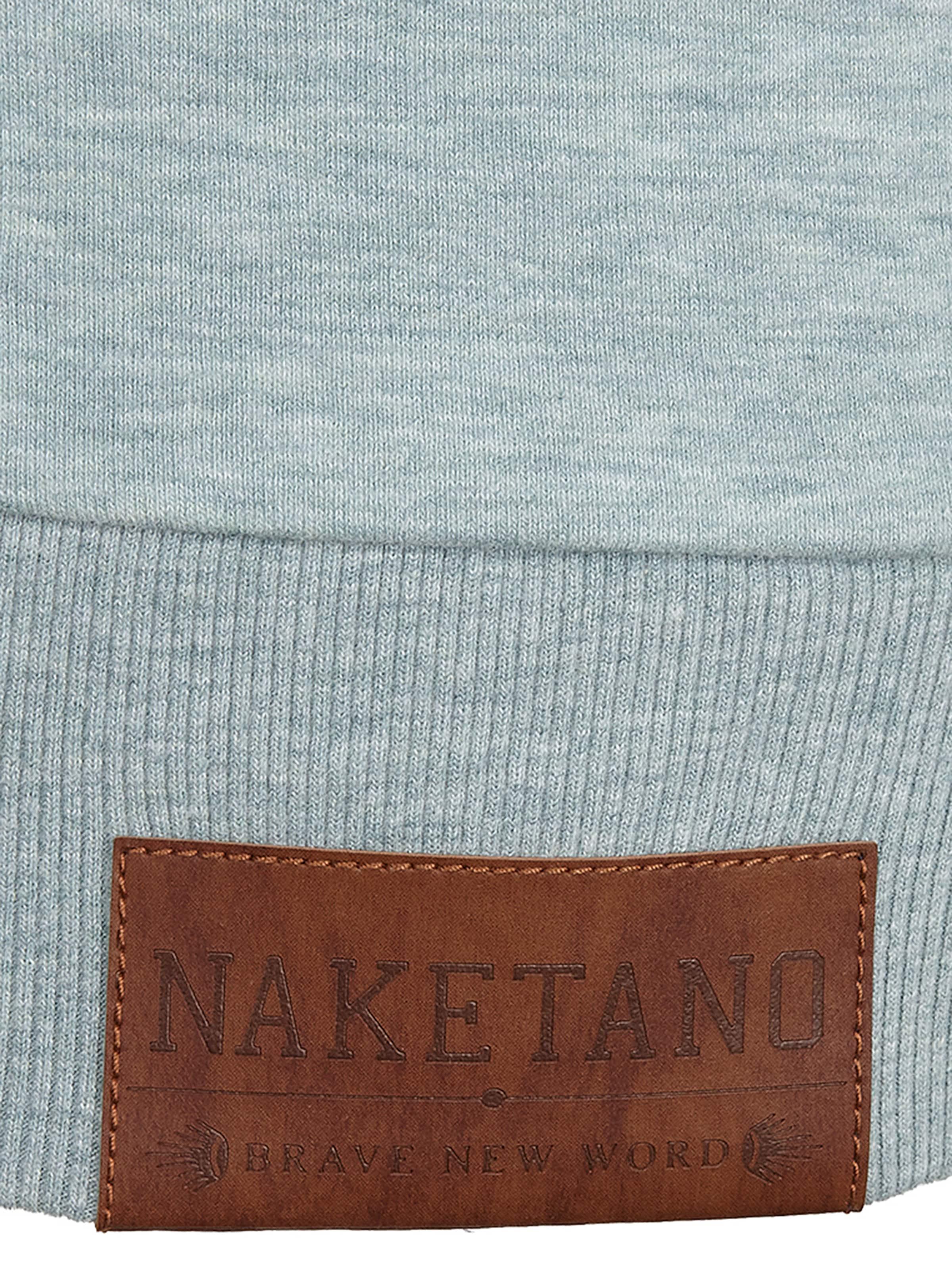 NaketanoSweat OpalVert In shirt 'schickobello' Clair yn0w8vNOPm