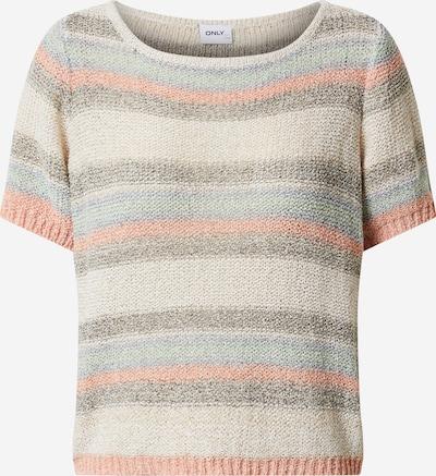 ONLY Džemperis pieejami pelēkbrūns / pasteļzaļš / jauktu krāsu / pūderis / vecrozā, Preces skats