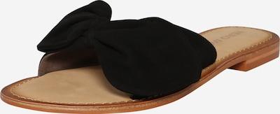 VERO MODA Klapki 'VMMALEANIE' w kolorze czarnym, Podgląd produktu
