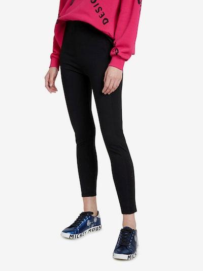 Desigual Leggings in schwarz, Modelansicht