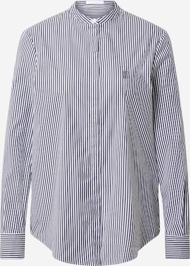 BOSS Bluse 'Befelize 18' in blau / weiß, Produktansicht