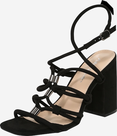 Public Desire Strap sandal 'ARABELLA' in Black, Item view