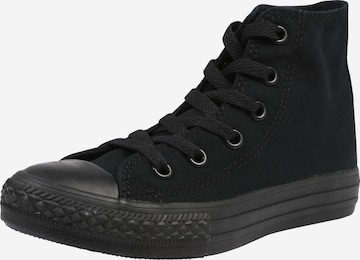 CONVERSE Sneaker in Schwarz