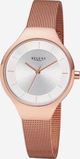 REGENT Uhr '12211029' in rosegold, Produktansicht