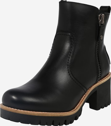 PANAMA JACK Ankle Boots in Black