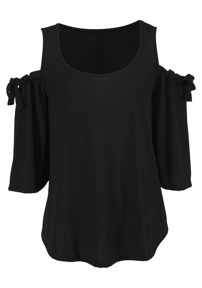 LASCANA Tričko - černá, Produkt