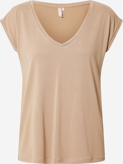 PIECES Shirt 'PCKAMALA' in de kleur Beige, Productweergave