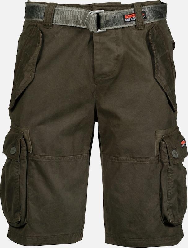 Superdry Shorts in khaki  Neuer Aktionsrabatt