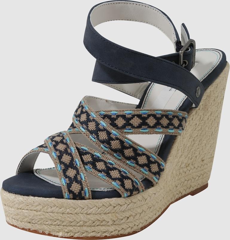 Pepe Jeans Espadrilles Walker West-heeled
