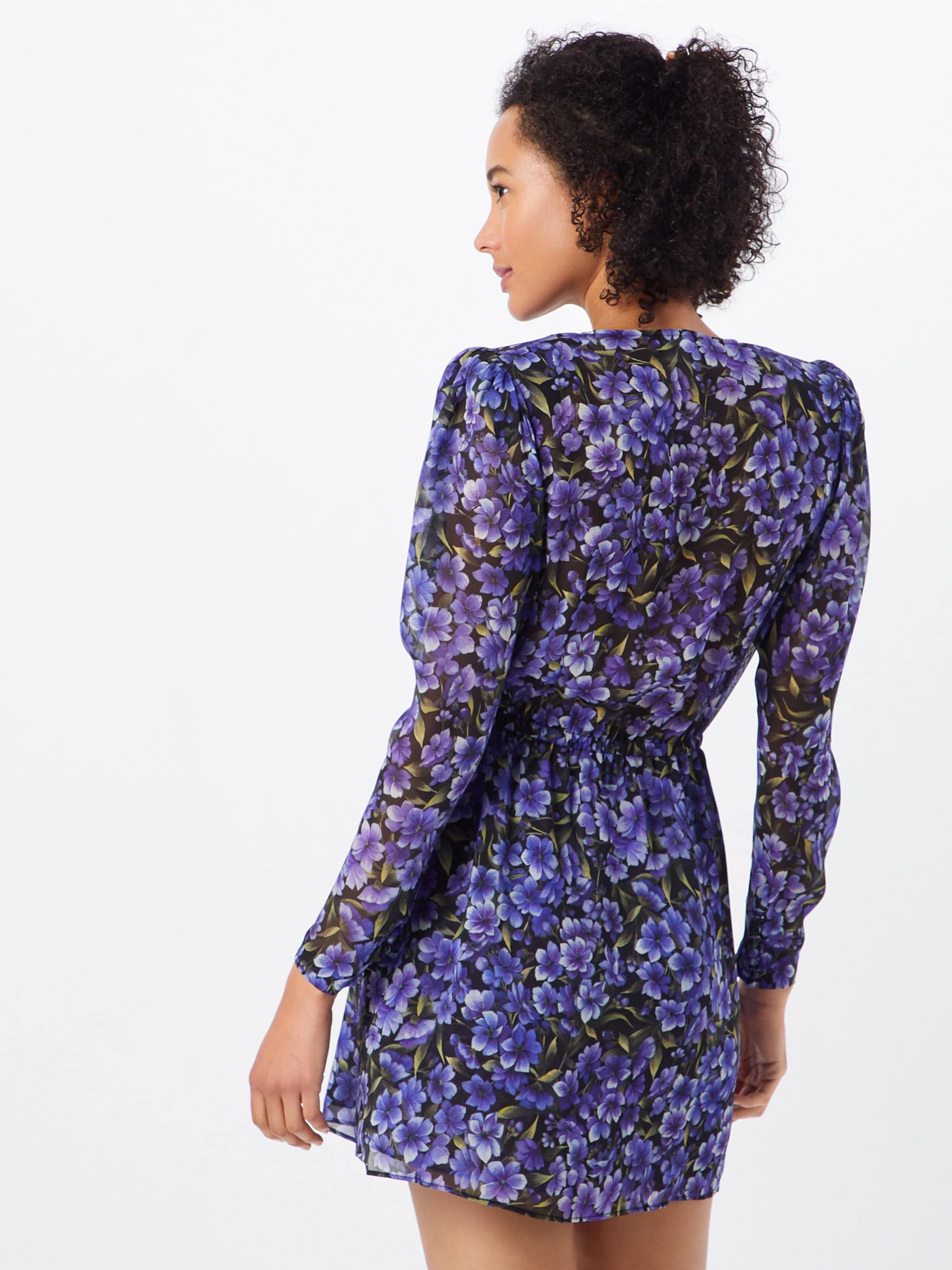 FoncéNoir En Robe Violet The Kooples 'frob18026k' ZuPkXiO