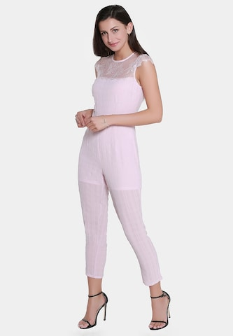 Usha Jumpsuit in Pink