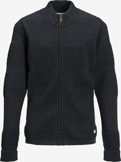 Produkt Cardigan in schwarz, Produktansicht
