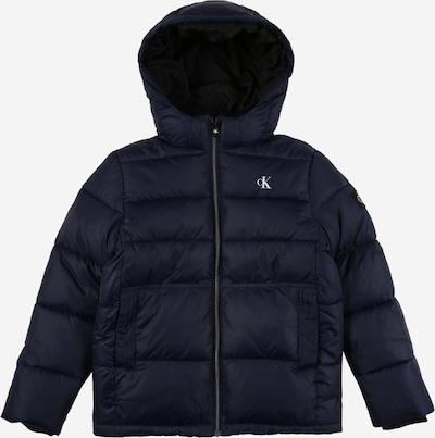 Calvin Klein Jeans Jacke in dunkelblau, Produktansicht