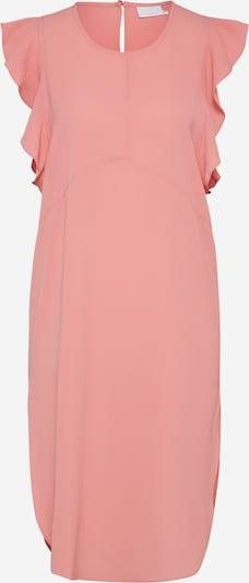 Kaffe Kleid 'Vaja tunic' in rosa: Frontalansicht