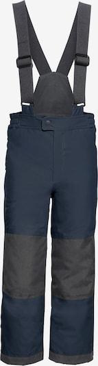 VAUDE Snowhose in blau / grau, Produktansicht