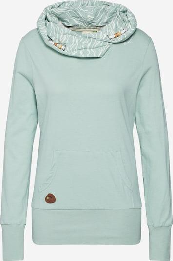 Ragwear Sweatshirt 'ANGELINA' in de kleur Groen, Productweergave