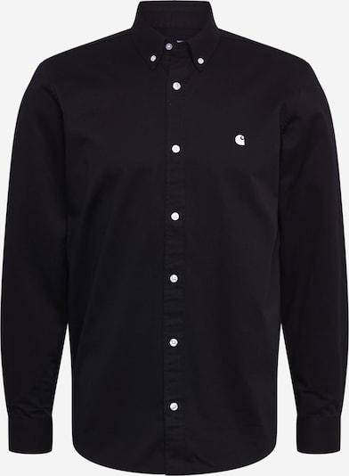 Carhartt WIP Hemd 'Madison' in schwarz / weiß, Produktansicht