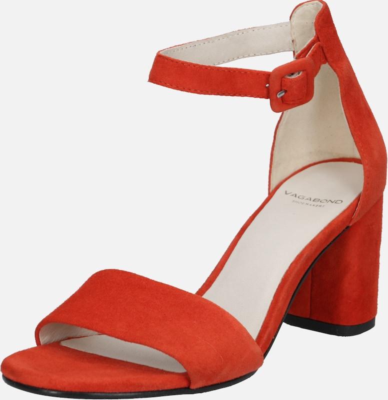 Shoemakers En Sandales Lanières 'penny' Vagabond À Rouge SUpjMzVLqG