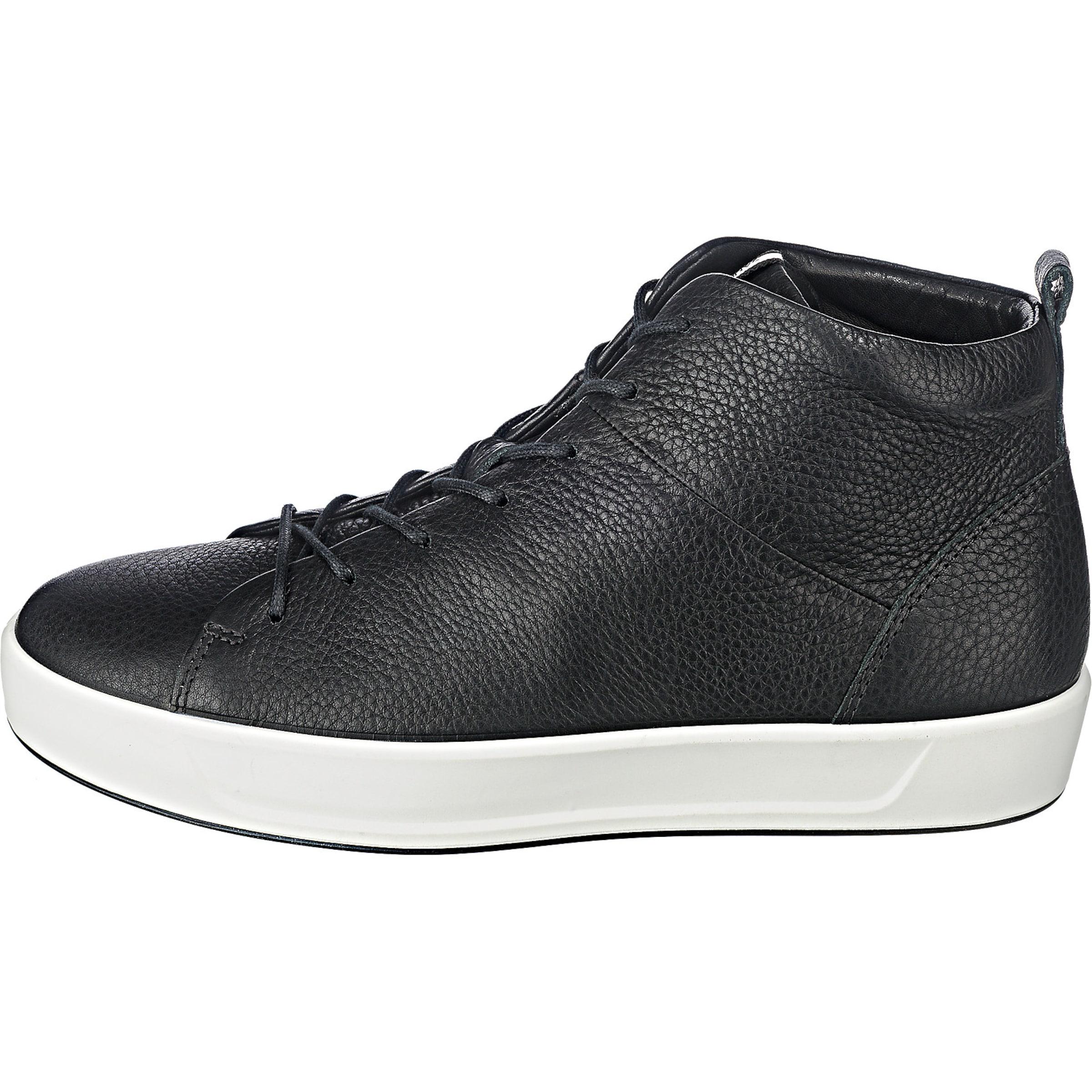 8' In Schwarz 'soft Ecco Sneakers 5L4jAR