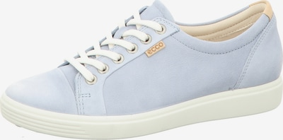 ECCO Schnürschuhe in blau, Produktansicht