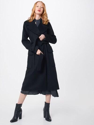 Rudeninis-žieminis paltas 'Toby' iš mbym , spalva - juoda, Modelio vaizdas