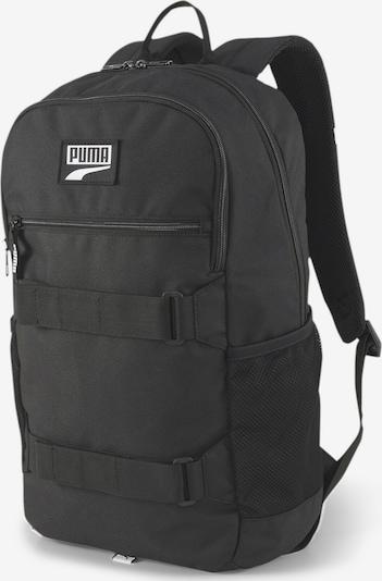 PUMA Rucksack 'Deck' in schwarz, Produktansicht