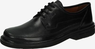 SIOUX Schnürschuh 'Marcel' in schwarz, Produktansicht