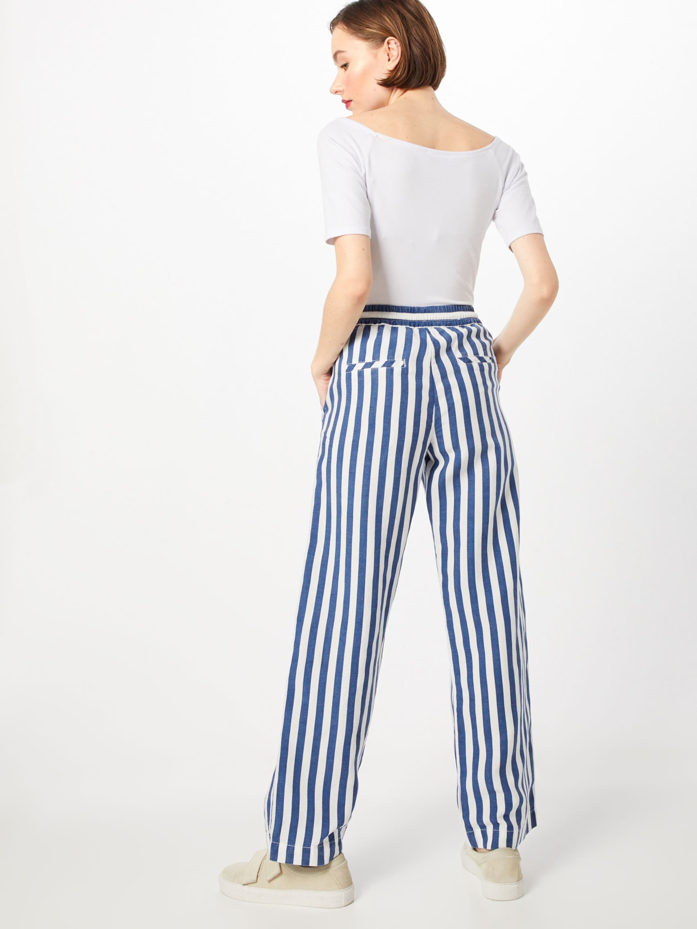 Pantalon Royal BleuBlanc En Richamp; WxBoerCQd