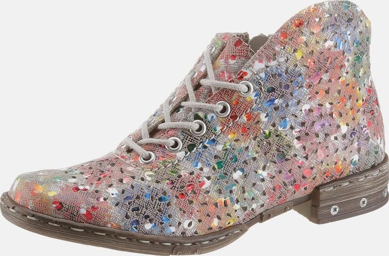 RIEKER Schnürboots Verschleißfeste billige Schuhe Hohe Qualität