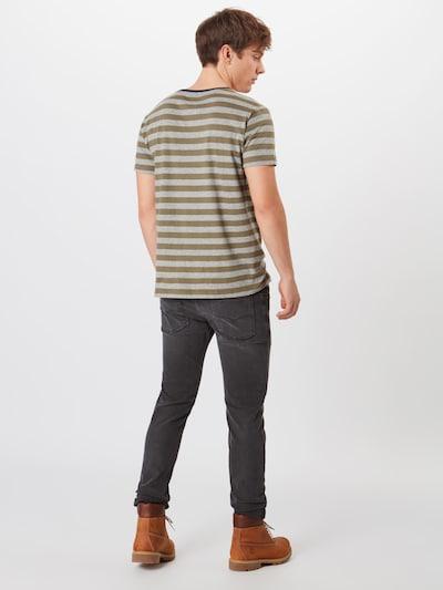 DIESEL Jeans 'Skinny Fit 886Z Sleenker' in grey denim: Rückansicht