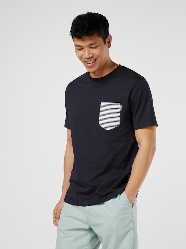 Carhartt WIP T-Shirt 'S/S Contrast Pocket'